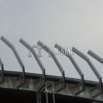 KS002 - Zadaszenie biurowca - Wroclaw Kukuczki 6