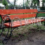 LM001 - Lawka ogrodowa 2