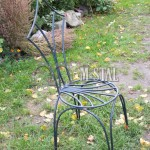LM019 - Krzeslo ogrodowe 1