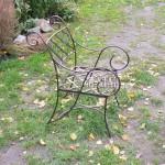 LM021 - Krzeslo ogrodowe 1