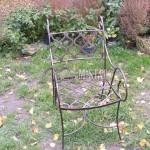 LM021 - Krzeslo ogrodowe 2